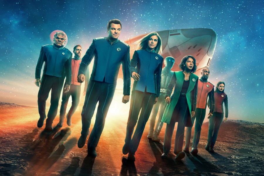 Review: The Orville, Season 2