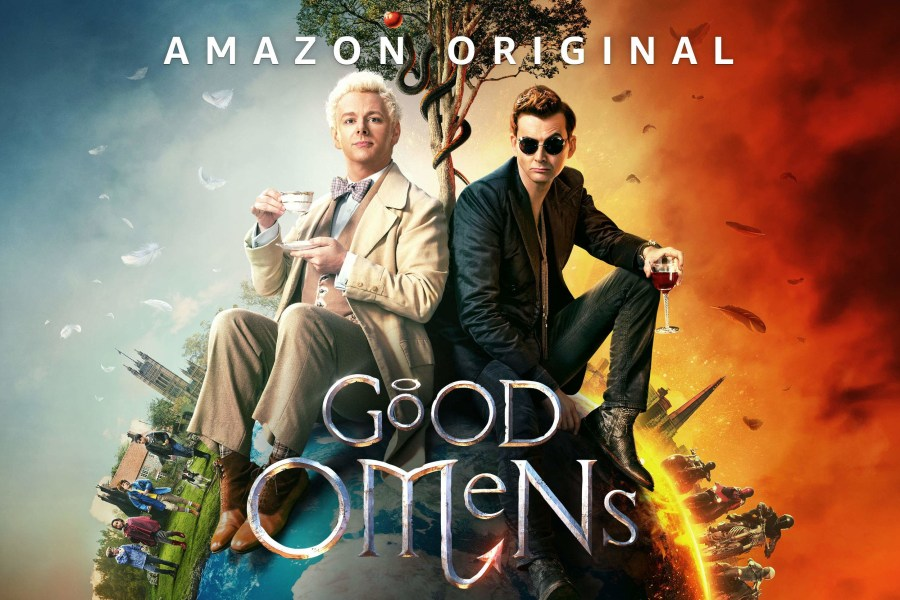Review: With Good Omens Amazon Brings Playfulness and Love to the End of the World