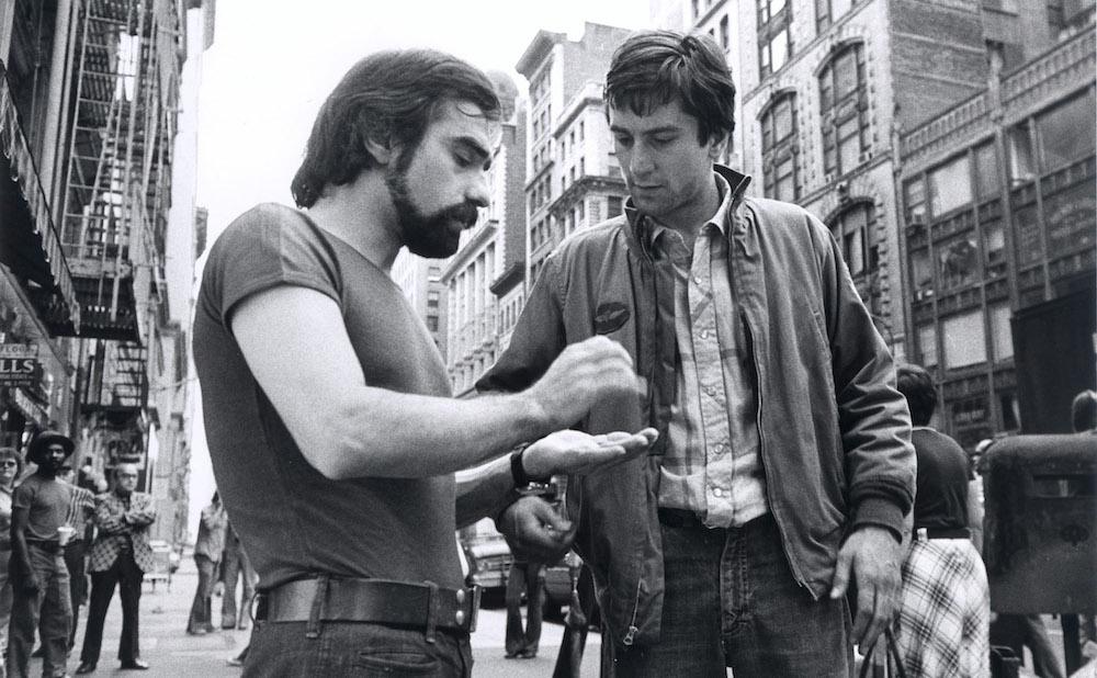 Scorsese De Niro Taxi Driver