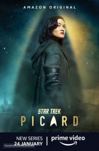 Review: Picard Season 1 poster
