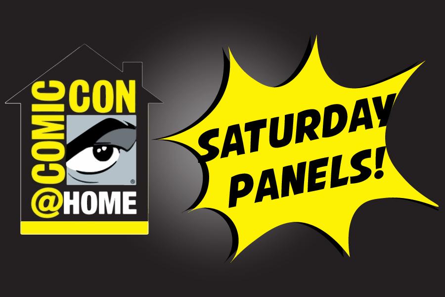 Comic-Con @ Home – Saturday