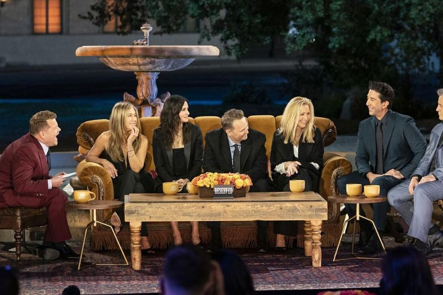 Review: Friends: The Reunion