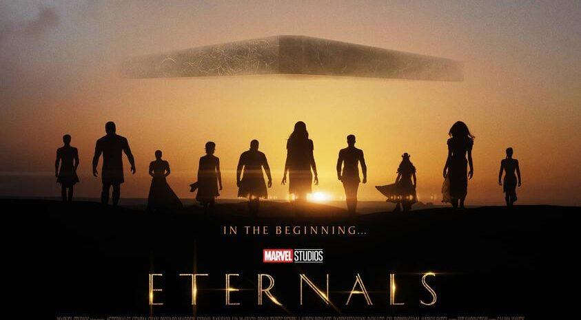 Watch Now: First Teaser Trailer for Eternals