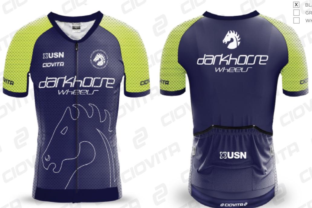 2020 DHW team jersey
