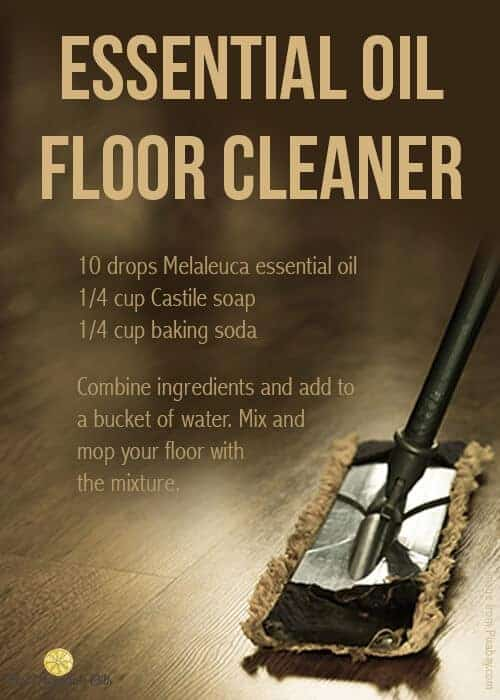 The Best DIY DoTERRA Essential Oil General Cleaning Recipes