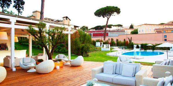 Best Drinks Reception Venue, Gran Melia Rome Villa Agrippina, Prestigious Venues