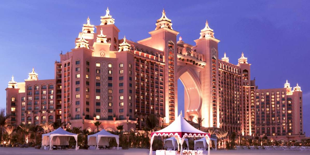 Best Venue For Events, Atlantis The Palm, Dubai, Prestigious Venues