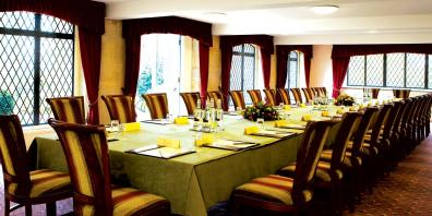 Boardroom Meeting Venue, Ashdown Park Hotel, Prestigious Venues