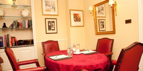 Business Meeting Venue In The City, London Capital Club, Prestigious Venues