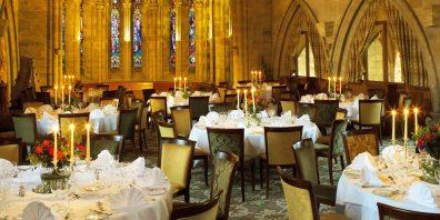 Christmas Party Venue Outside London, Ashdown Park Hotel, Prestigious Venues
