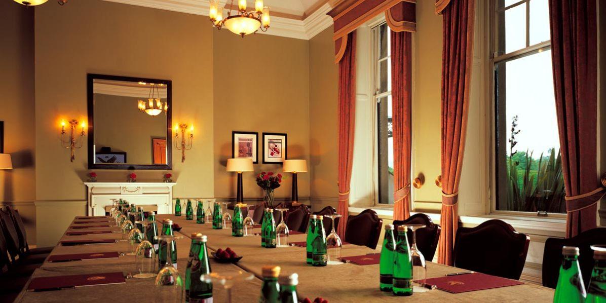 Corporate Meeting Venue, Gleneagles, Auchterarder, Prestigious Venues