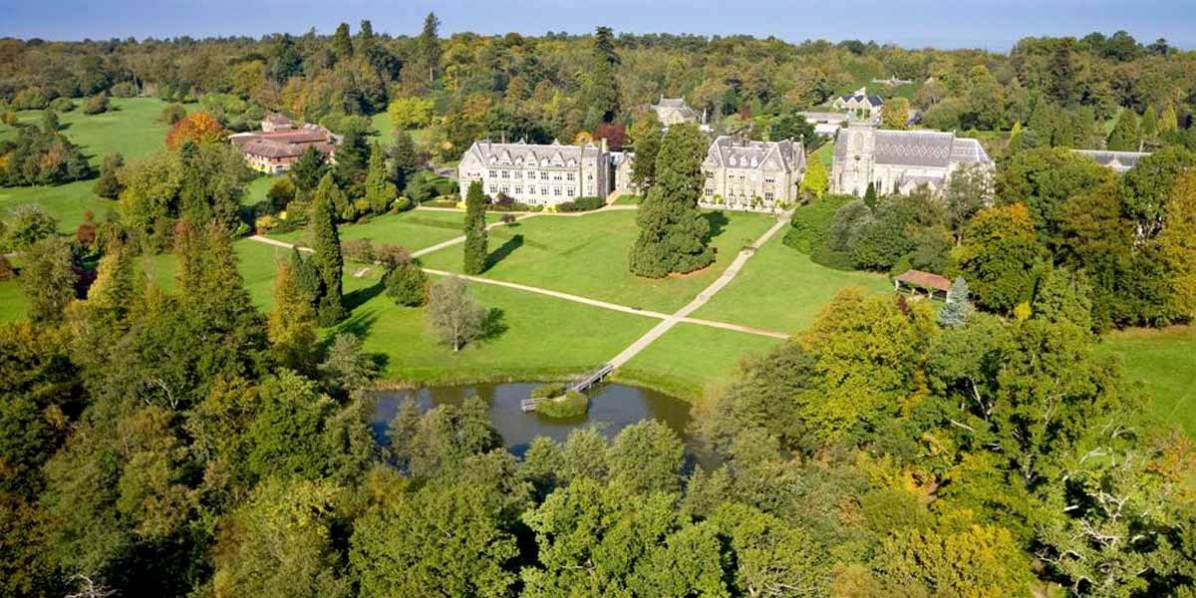 English Country Estate For Events, Ashdown Park Hotel, Prestigious Venues