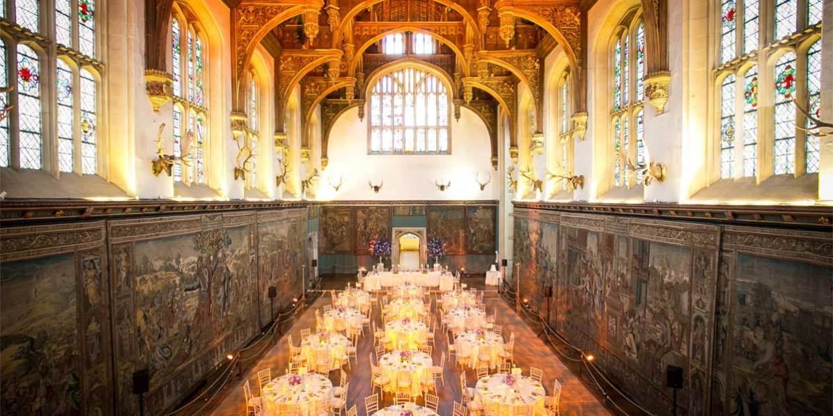 Large Event Venue, Hampton Court Palace, Prestigious Venues