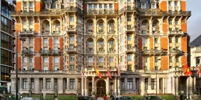 Luxury Hotel In Knightsbridge, Mandarin Oriental, Hyde Park London, Prestigious Venues