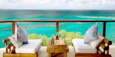 Luxury Retreat, Chess For Two, Necker Island, British Virgin Islands, Caribbean, Prestigious Venues