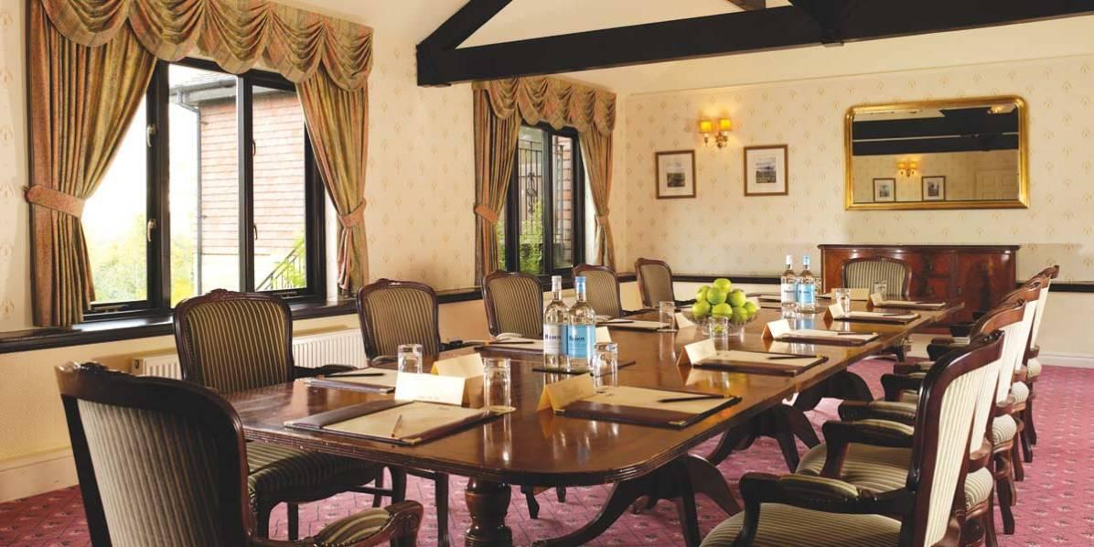 Meeting Venue, Ashdown Park Hotel, Prestigious Venues
