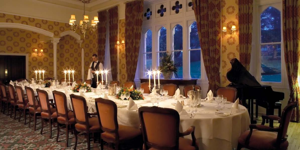 Private Dining Venue, Ashdown Park Hotel, Prestigious Venues