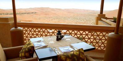 1 Private Dining Venue Near Abu Dhabi, Qasr Al Sarab, Prestigious Venues