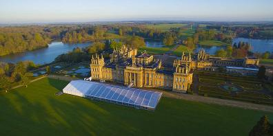 Large Event Space, Blenheim Palace, Prestigious Venues
