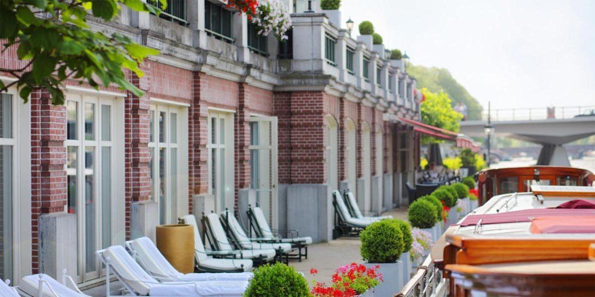 Outdoor Event Space, InterContinental Amstel Amsterdam Hotel, Prestigious Venues