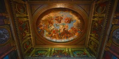 Saloon Ceiling, Blenheim Palace, Prestigious Venues