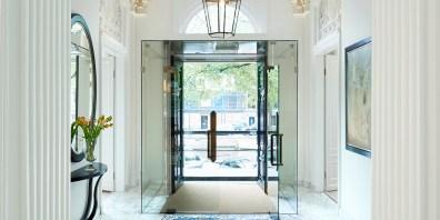 Hotel Lobby, Waldorf Astoria Amsterdam, Prestigious Venues