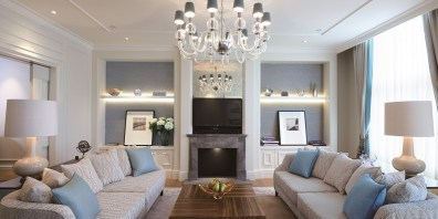 Luxury Suite Living Room, Waldorf Astoria Amsterdam, Prestigious Venues