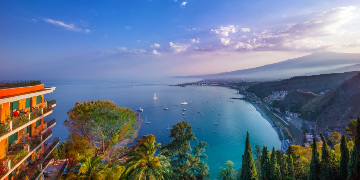 Taormina Hotel With Views, Hotel Villa Diodoro, Prestigious Venues