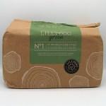 Verpackungsvorderseite der Lillydoo green Windel N°1 im Windeltest der Windeln für Neugeborene