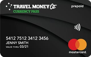 Travel Money Oz - Currency Pass