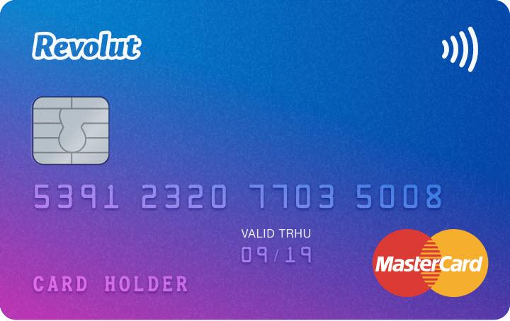 Revolut App & Card - Best Exchange Rates Review