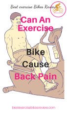 For Can an Exercise Bike Cause Back Pain?