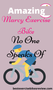 For Marcy foldable exercise bike