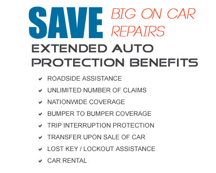 Best extended auto warranty