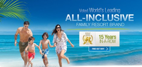 All inclusive beaches resorts