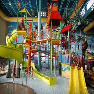 Top USA Indoor Waterpark Resorts