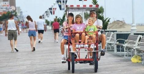Ocean City Family Vacation