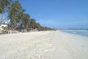 Isla Margarita Play Del Agua