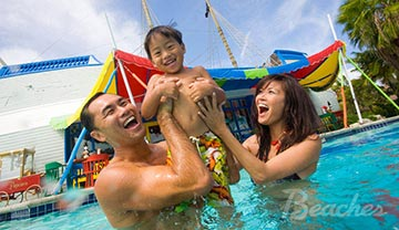 FamilyMoons at Beaches Resorts