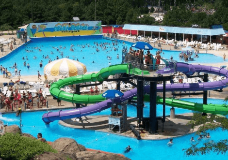 Ocean Breeze Waterpark Virginia Beach
