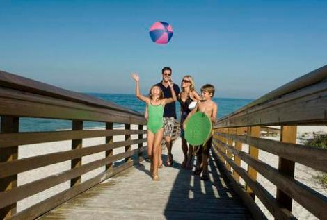 Cocoa Beach Family Vacation