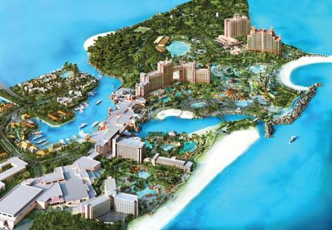 Atlantis Bahamas Complex