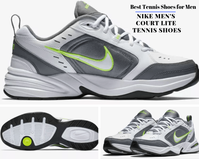 Best Tennis Shoes for Men by Nike
