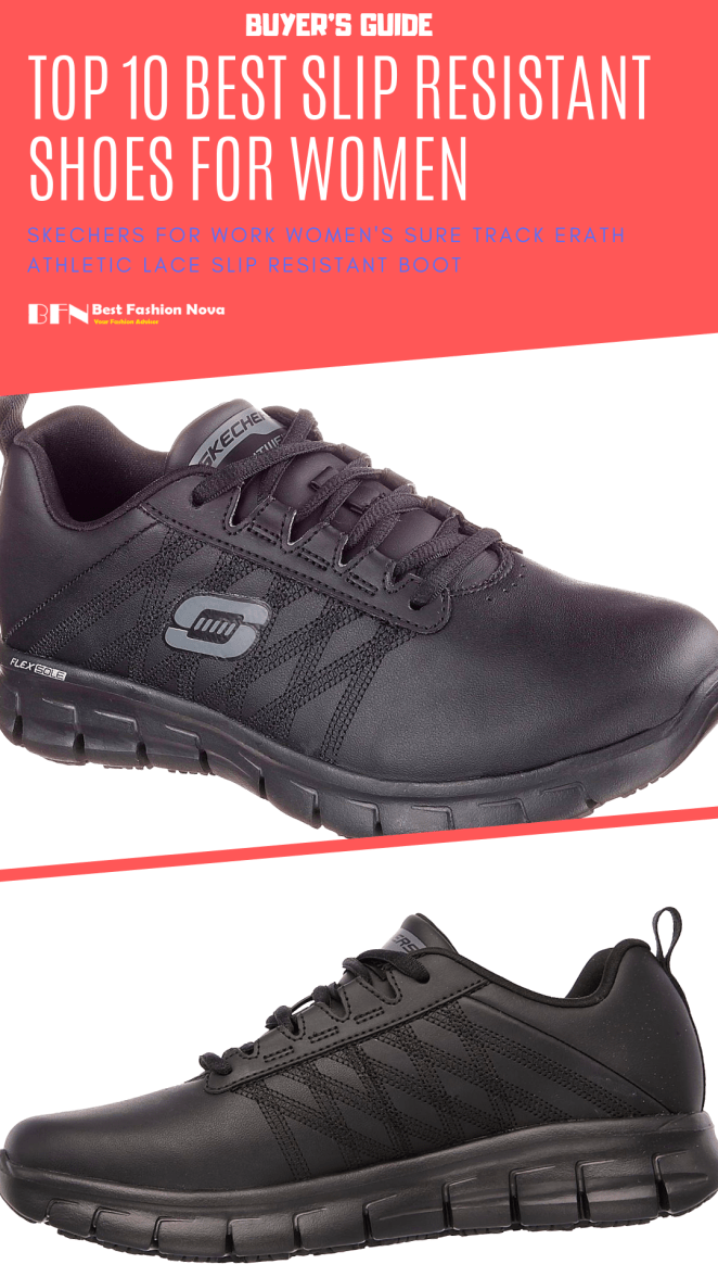 Best Slip Resistant Shoes for Women