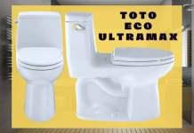 Toto Eco Ultramax