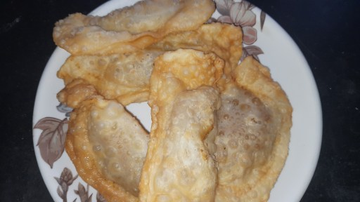 SWEET CHANADAL GUJIYA KI RECIPE