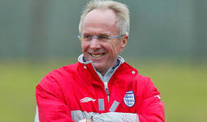 SGE England Manager