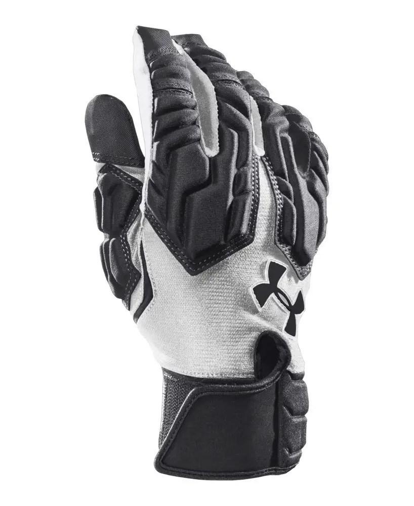 Nike Hyperbeast 2.0 Lineman Gloves Black / Volt Retail Gf0105 Size ...