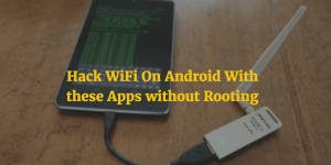hack wifi android