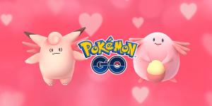 Pokemon GO Valentine's Day Special